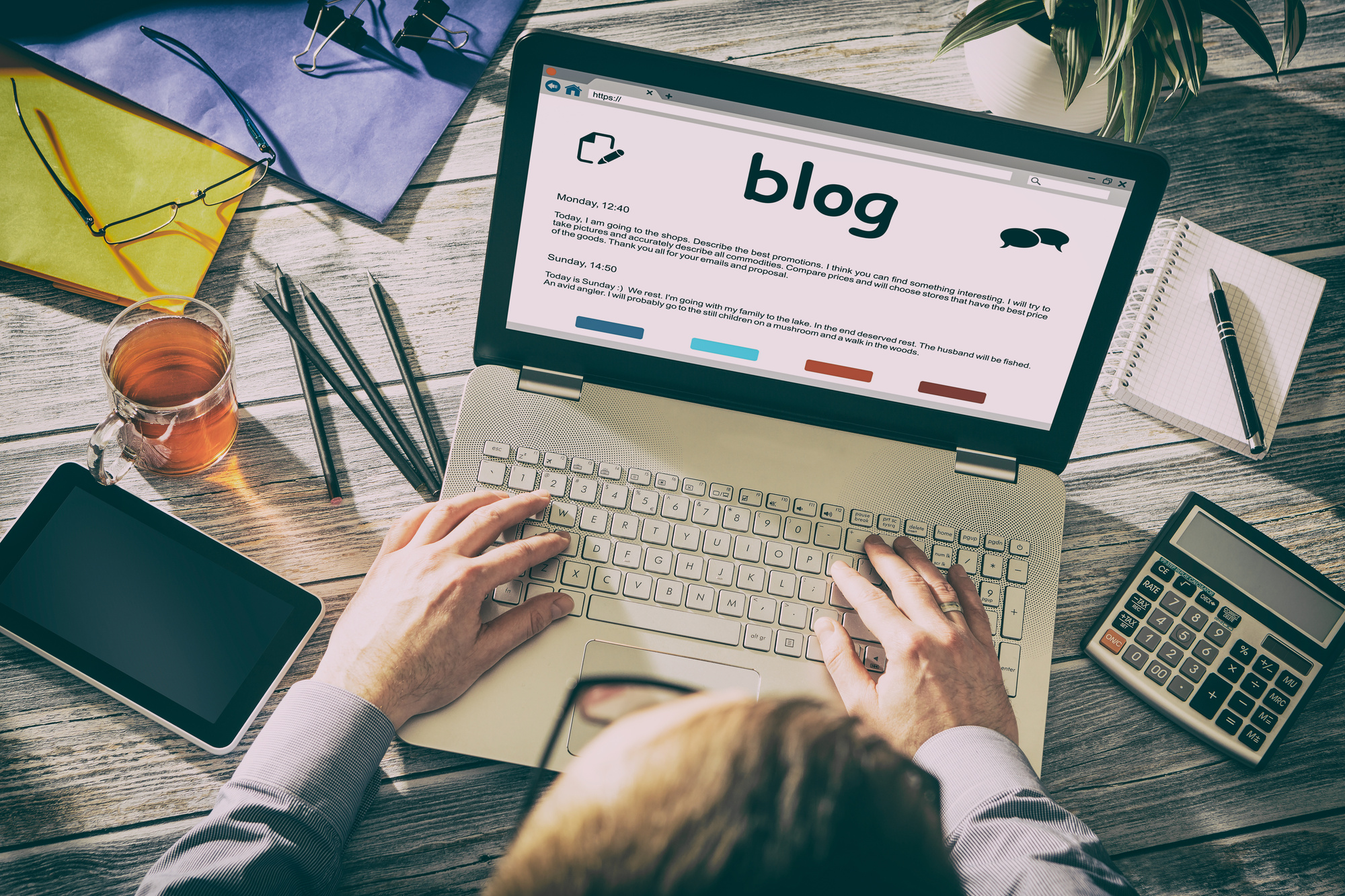 best length for blog posts