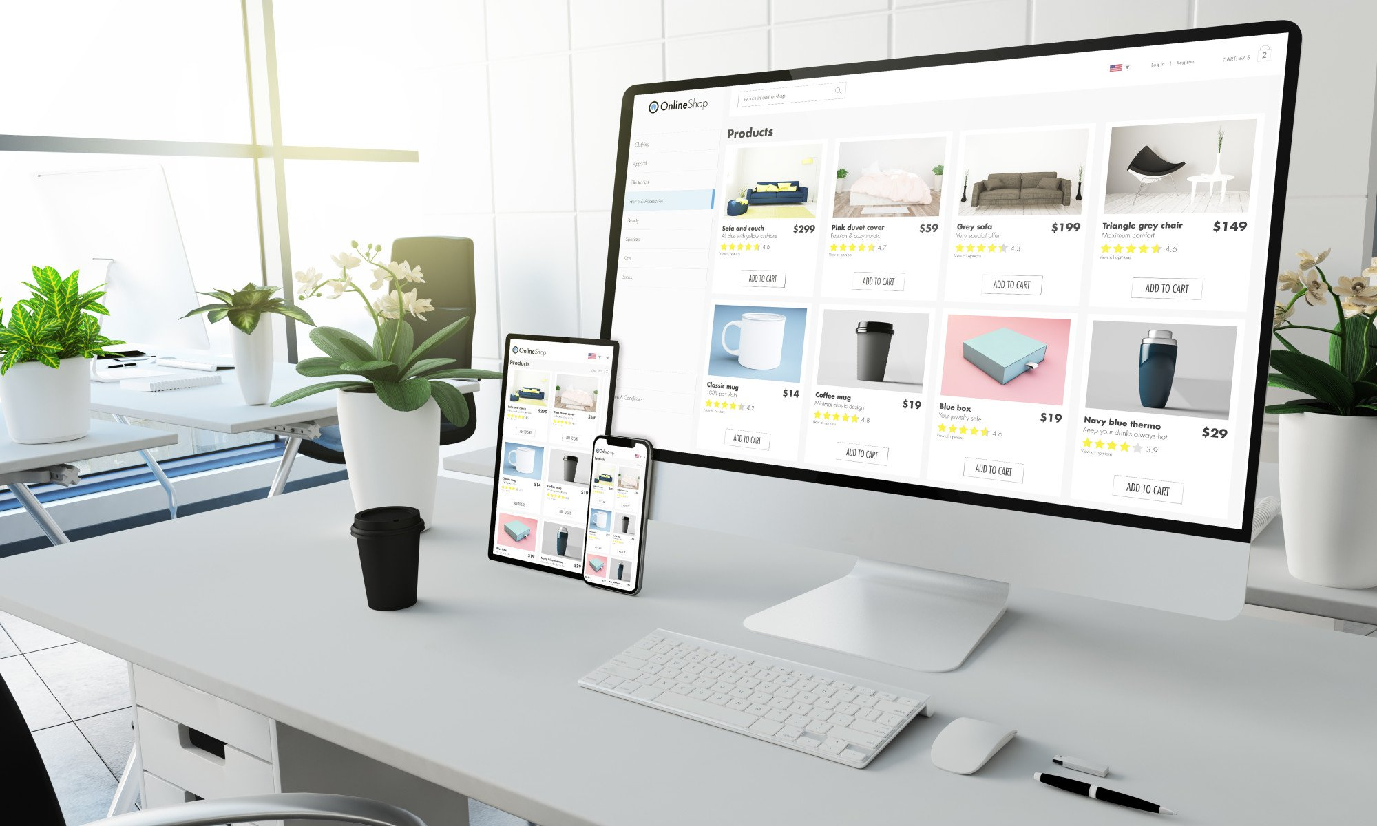 how to set up an ecommerce store